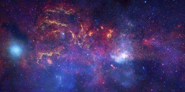 A Via Láctea, imensa e impossível (por enquanto).